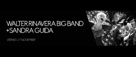WALTER RINAVERA BIG BAND+SANDRA GUIDA