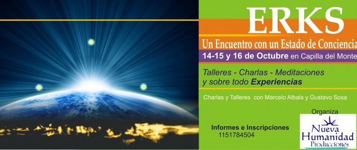 Encuentro Vivencial ERKS - Un encuentro con una Dimensión