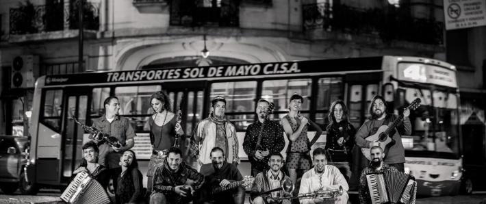 Vuelve la Orkesta Popular San Bomba