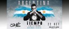 • SHÉ en Argentina •