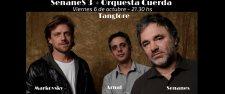 SenaneS 3 + Orquesta Cuerda