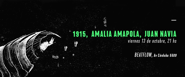 1915 | Amalia Amapola | Juan Navia en Beatflow