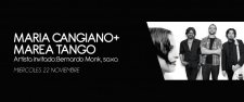 MARIA CANGIANO+ MAREA TANGO