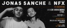 Jonas Sanche & Nfx en Argentina