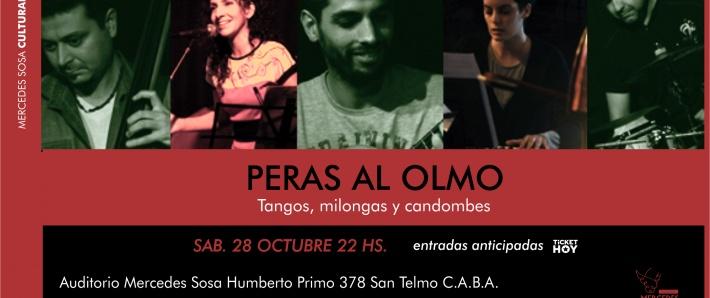 Peras al olmo - Tangos, milongas y candombes