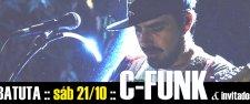 C-FUNK & invitados