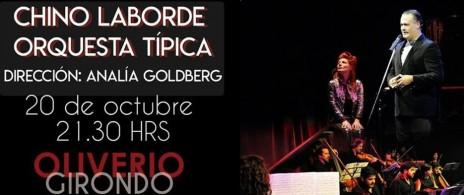 Chino Laborde Orquesta Típica