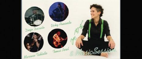 Zazu Bizzarro & Music Session