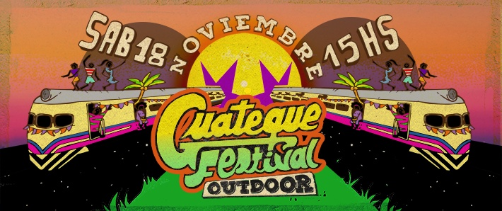 Guateque Festival Outdoor 2017