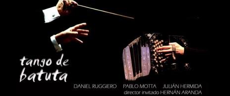 Tango de Batuta en Oliverio Girondo