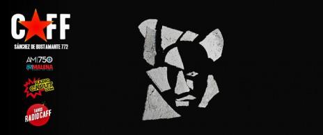 Rotopercutor + Black Rodríguez Méndez. Invitados AlfredoTape Rubín-Lacruz-Heler-Nikitoff