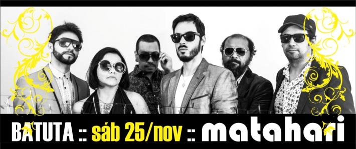 MATAHARI - 25 nov Batuta