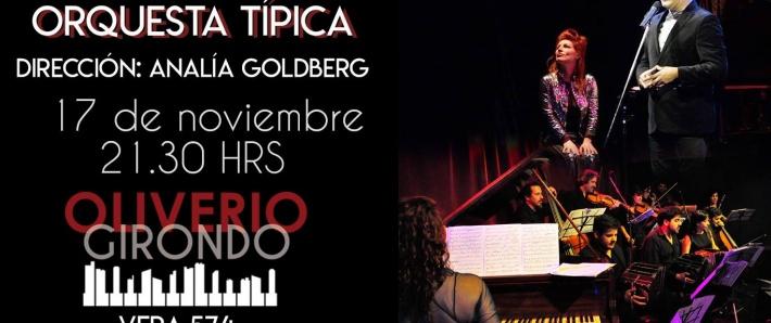 Chino Laborde Orquesta Típica en Oliverio