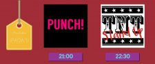 PUNCH! + TNT Stand Up (2 X 1)
