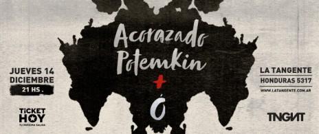 Acorazado Potemkin + Ó