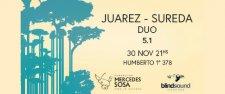 Juarez Sureda dúo 5.1
