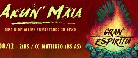 Akun Maia #GiraRioplatense