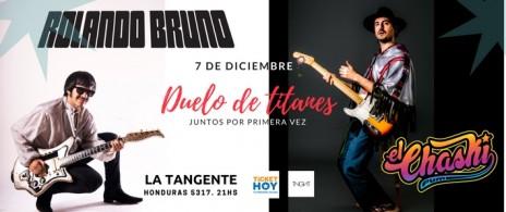 Rolando Bruno + El Chaski Pum