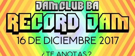 Record Jam Club!