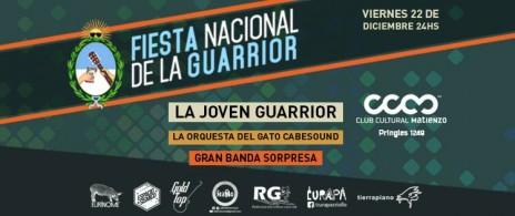 Fiesta Nacional de la Guarrior