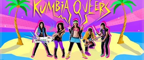 Kumbia Queers en la Guateque Sounds