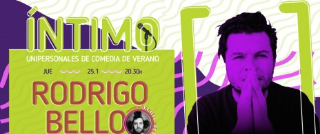 Jam de Stand Up: Intimo con Rodrigo Bello