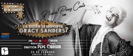 ¿A quien le importa Gracy Sanders?