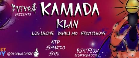 DOM 18-03 ATP Fvtvra pres: Kamada + Klan