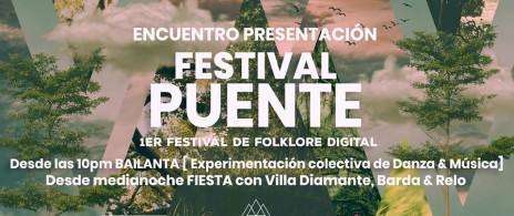 Pre Festival Puente en CCMatienzo