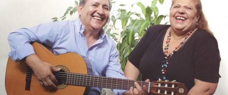 La peña de los Marquesano - Invitados: Victoria De Paolo & Roberto Calvo, Los amigos de Omar