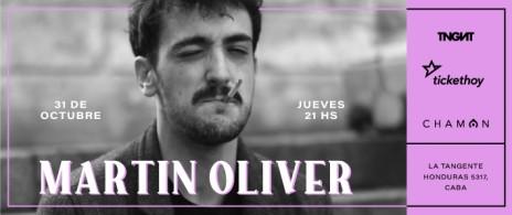 Martín Oliver
