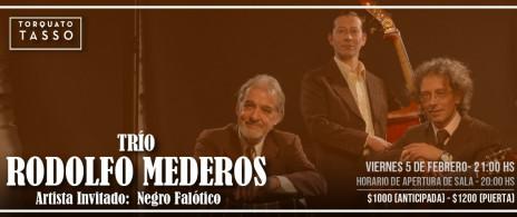 Rodolfo Mederos Trío