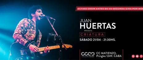 Juan Huertas en Matienzo