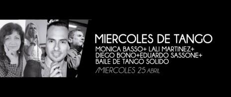 MONICA BASSO + LALI MARTINEZ + DIEGO BONO + EDUARDO SASSONE