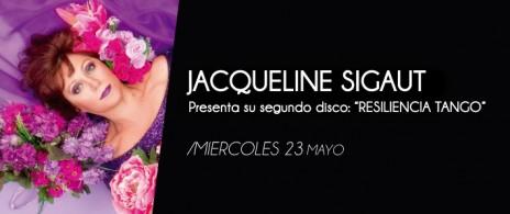 Jacqueline Sigaut  presenta