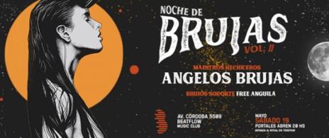 Noche de Brujas Vol.II | Angelos Brujas