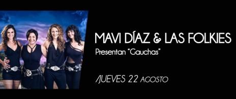 Mavi Díaz y las Folkies