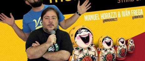 Mamushka Stand Up en Taburete Club de Comedia.
