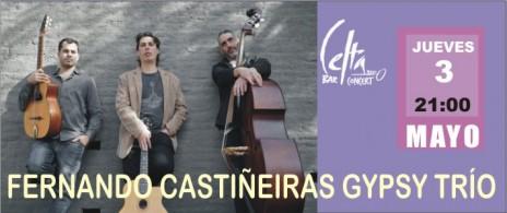 FERNANDO CASTIÑEIRAS GYPSY TRÍO