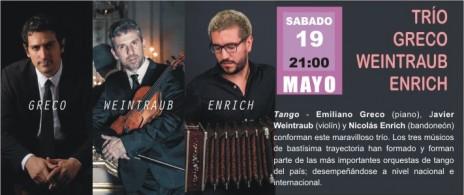 TRÍO GRECO-WEINTRAUB-ENRICH