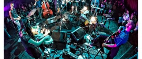Fiesta Rubi: La familia de ukeleles