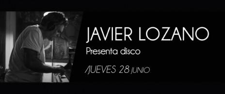 Javier Lozano Presenta Disco en el Tasso