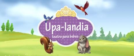 El Fantástico Mundo de Sofia en Upa-landia - Teatro para bebés