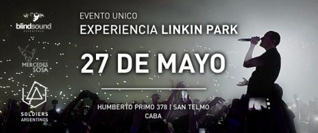 SOLDIERS ARGENTINOS - EXPERIENCIA LINKIN PARK
