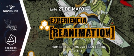 SOLDIERS ARGENTINOS - EXPERIENCIA REANIMATION