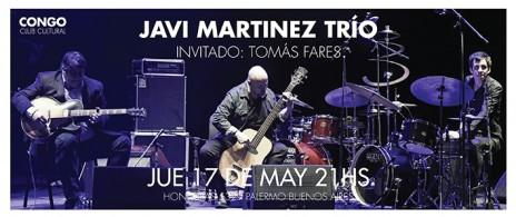 Javi Martinez Trío