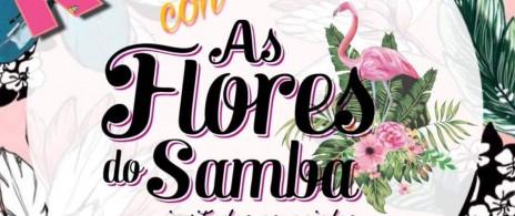As Flores do samba