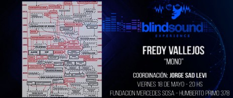 FREDY VALLEJOS - BLIND SOUND EXPERIENCE