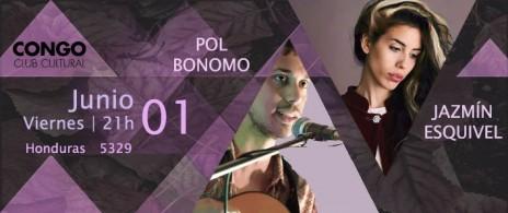 Pol Bonomo  + Jazmín Esquivel