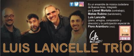 LUIS LANCELLE TRÍO